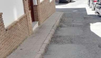 Estado del pavimento