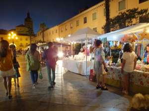 Mercado artesanía