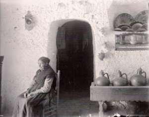 Guadix, 1928. Otto Wunderlich