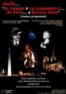 De Paría a Buenos Aires