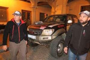 Equipo ganador de la CUP 180 Ciudad de Guadix